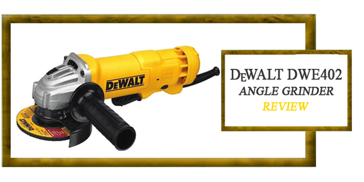 DEWALT DWE402 Angle Grinder Reviews